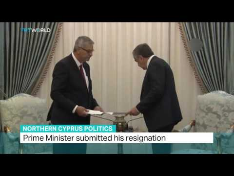 Prime Minister of Turkish Republic of Northern Cyprus resigns