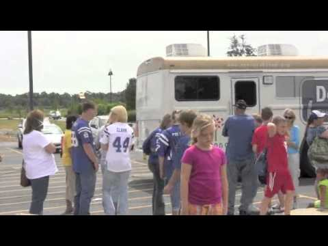 Fair Oaks Farms welcomes the Indianapolis Colts