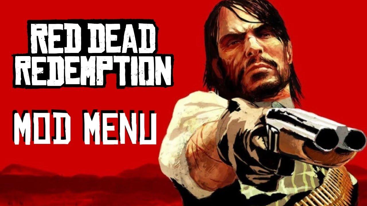 Red Dead Redemption - Trainer/Mod Menu (PS3/X360 Release)