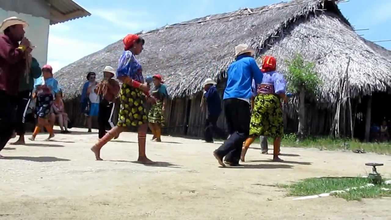 Comunidad ind 237 gena kuna yala baile t 237 pico sociedad caledonia