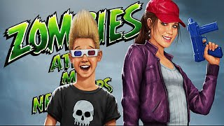 Homenaje al genero de HORROR ! Zombies Ate My Neighbors - Kahuna Games