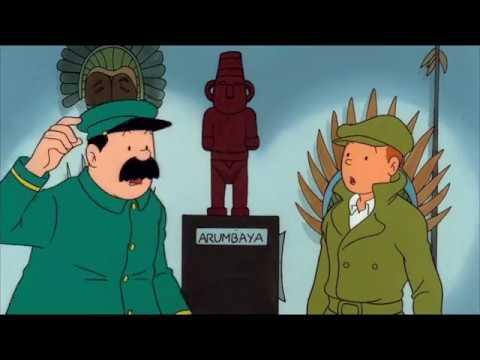 The Broken Ear HD | The Adventures of Tintin