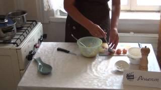 Суп с рыбными фрикадельками видео рецепт UcookVideo.ru