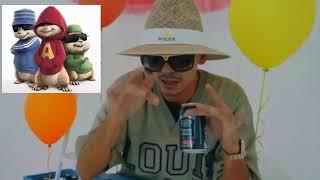 Capital bra feat Juju Melodien (Chipmunks Version)