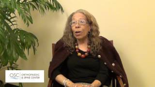OSC Patient Testimonial Marci Waters