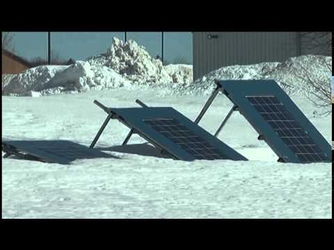 Solar power viable even in snowiest areas of Upper Michigan