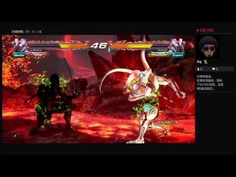 tekken 7 hong kong match yoshi