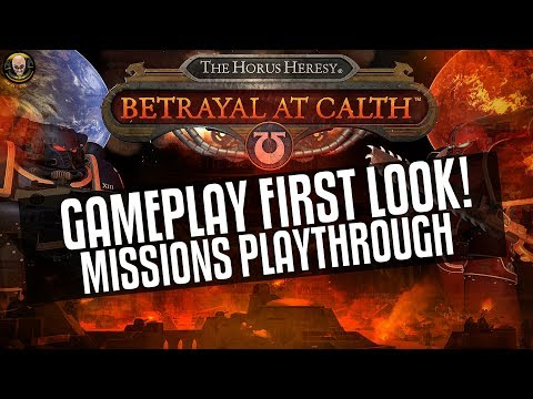 Betrayal At Calth - Gameplay First Look
