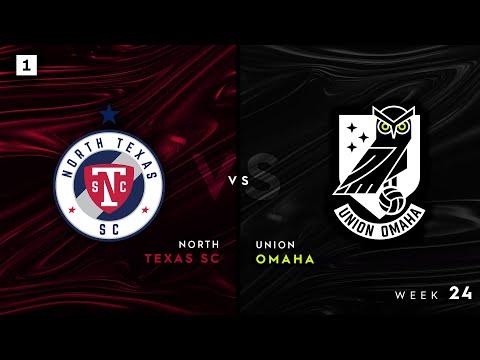 North Texas SC vs. Union Omaha: September 19, 2021