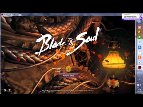 Как установить внешность в игре Blade and soul