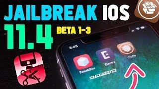 NEW Jailbreak iOS 11.4 beta 3 Electra Tutorial! (NO COMPUTER)