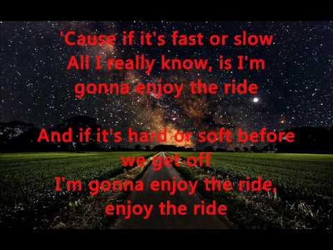 Enjoy The Ride - Krewella (lyrics)