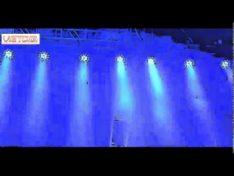 Đèn sân khấu moving head led