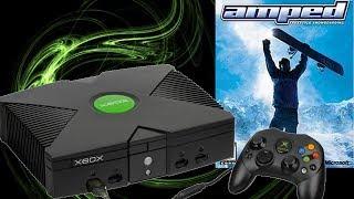 OG Xbox - Amped: Freestyle Snowboarding