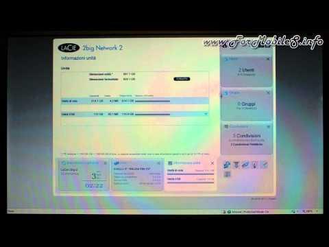 LaCie 2big network 2 - Tour software completo