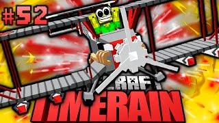 FLUGZEUG der LÜFTE?! - Minecraft Timerain #052 [Deutsch/HD]