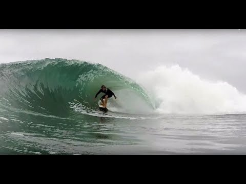 This Week in Shorebreak Barrels, California