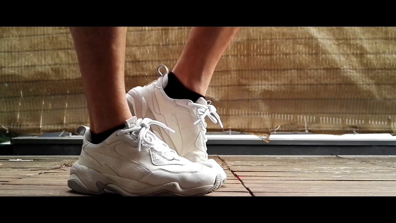 Puma Thunder Desert On Feet Look | Mens Sneaker