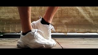 Puma Thunder Desert On Feet Look | Mens