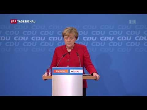 Tagesschau uf Schwiizerdütsch mit Angela Merkel, Nicolas Sarkozy & Donald Trump