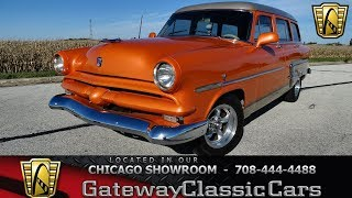 1953 Ford Country Sedan Stock #1496 CHI