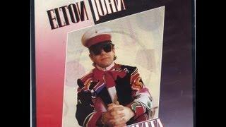 Elton John - Nikita - 80's lyrics