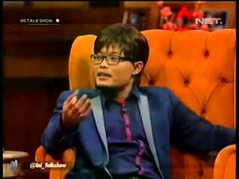 bang Andre taulany di ini talkshow Net Tv eps music fullvid