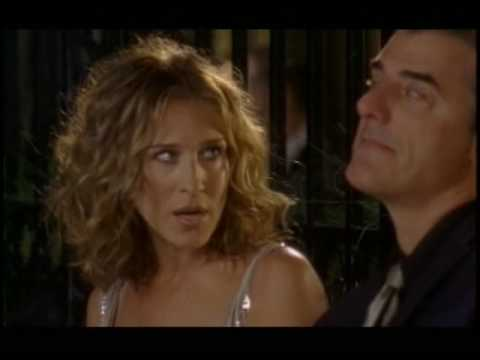 SATC Deleted Scene-Carrie and Mr Big talking about his heart surgery