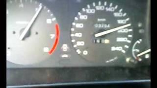 Honda Accord 0-210 2.0 115km 1994