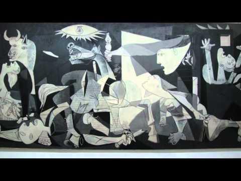 Герника, Пабло Пикассо - обзор картины