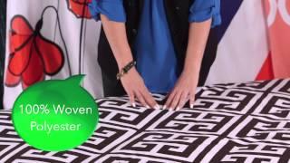 CafePress.com Review: Duvet Material & Size