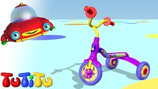 Repeat youtube video TuTiTu Toys | Tricycle