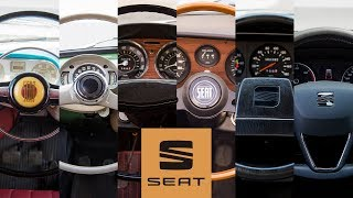 SEAT: The Evolution of the Steering Wheel