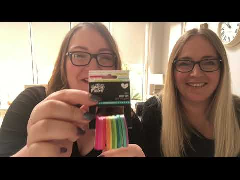 Hey Little Magpie crafty catch-up & chat - Episode 1
