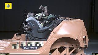 Crash-Test Kindersitz | Siège enfant | Seggiolino auto : Chicco Oasys i-Size