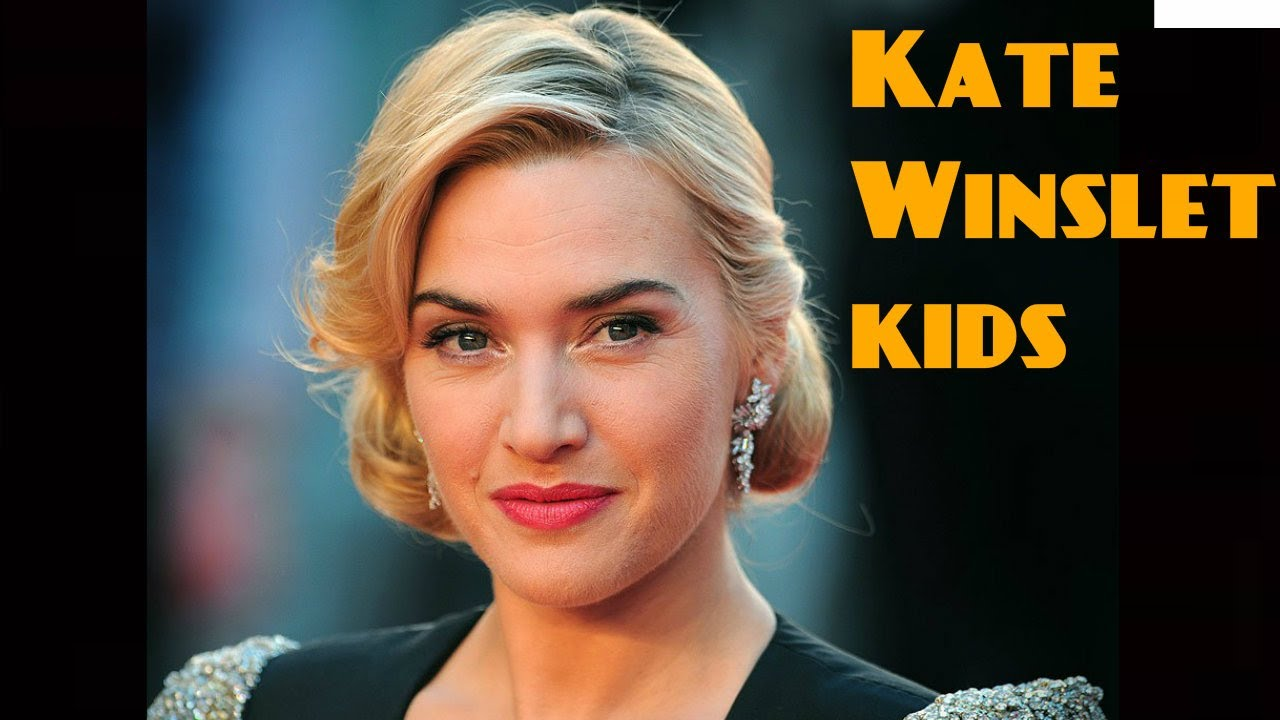Kate Winslet Kids 2017 _ Kate Winslet Son And Daughter ...