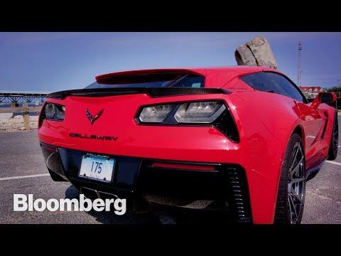 Callaway Corvette Aerowagen: First Drive