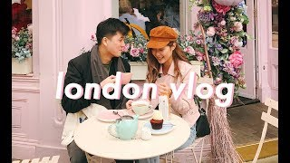 MEETING MY LDR BOYFRIEND IN LONDON! | FROM MY TO UK