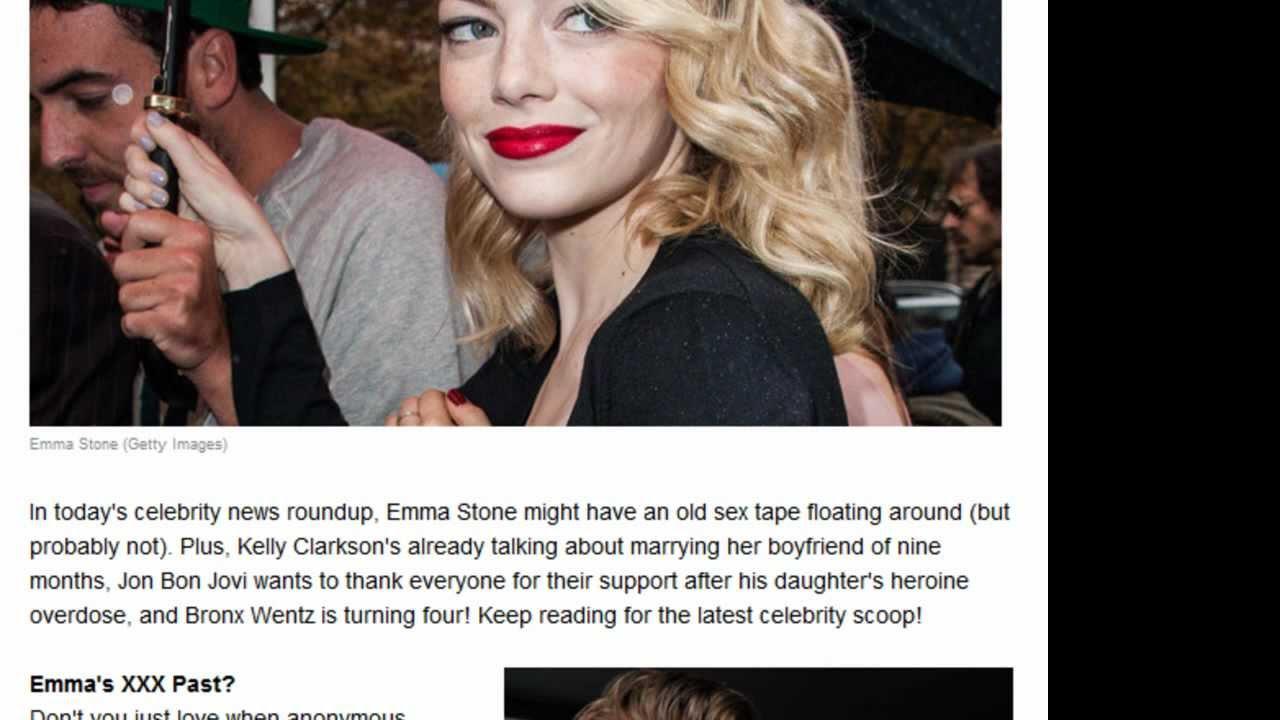 Absolutely not Emma stone sex xxx here