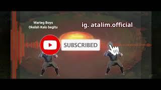 Okelah Kalo Begitu - Warteg Boys | Bass Boosted Indonesia - Car Audio Song