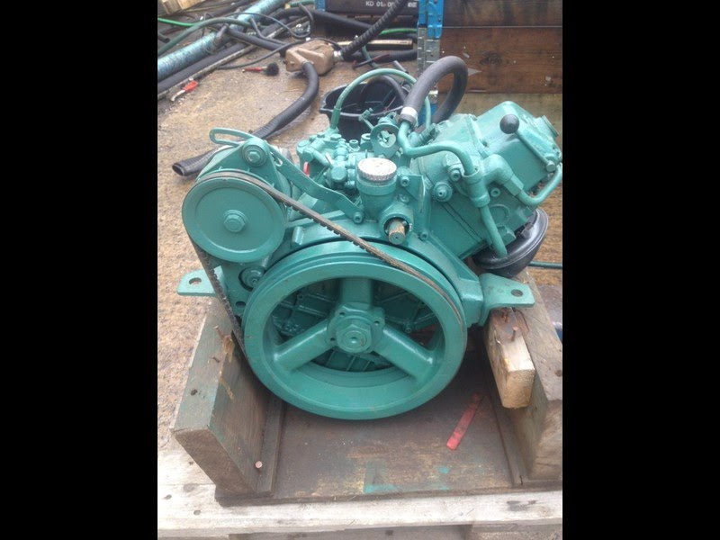 For Sale Volvo Penta Md5a 7 5hp Marinesel Engine