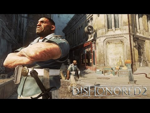 Dishonored 2 – 'Daring Escapes' Gameplay Trailer (PEGI)