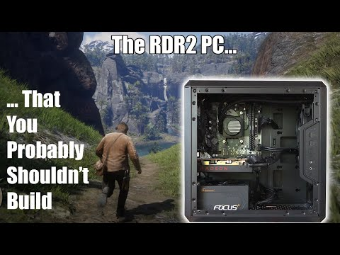 """The Red Dead Redemption 2 """"Recommended System Requirements"""" Gaming PC"""