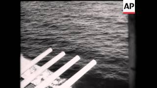 HMS ANSON ARRIVES AT BREAKERS YARD