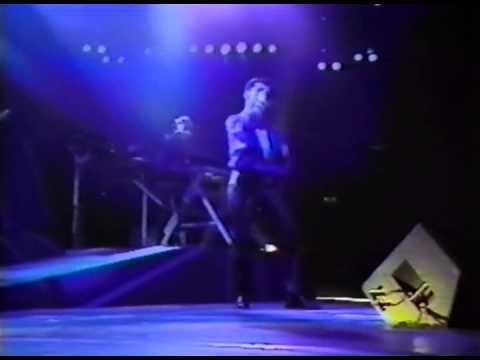 Depeche Mode   Black Celebration Tour 1986
