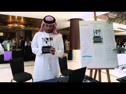 Khalifa University Innovation Exhibition 2015 - Mechanical Engineering Senior Project