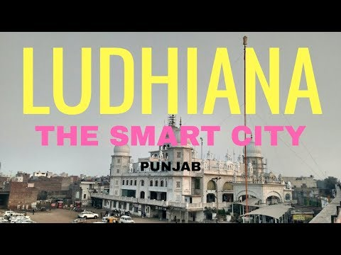 Ludhiana-the Smart City, Punjab,india