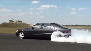 Mercedes S 600 V12 Biturbo 0 270km h