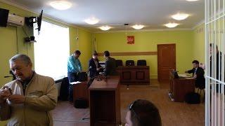 Городской Суд. Серов vs. Джигалов