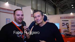 Fabio Ruggiero's interview @ Maker Faire Rome - L'Invitato Speciale - 2 Dec 2017